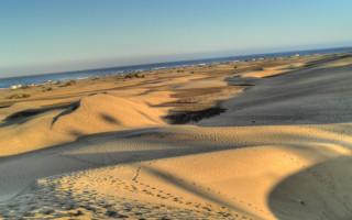 Dünen von Maspalomas - Gran Canaria