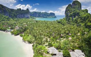 Faszinierende Bucht - Thailand